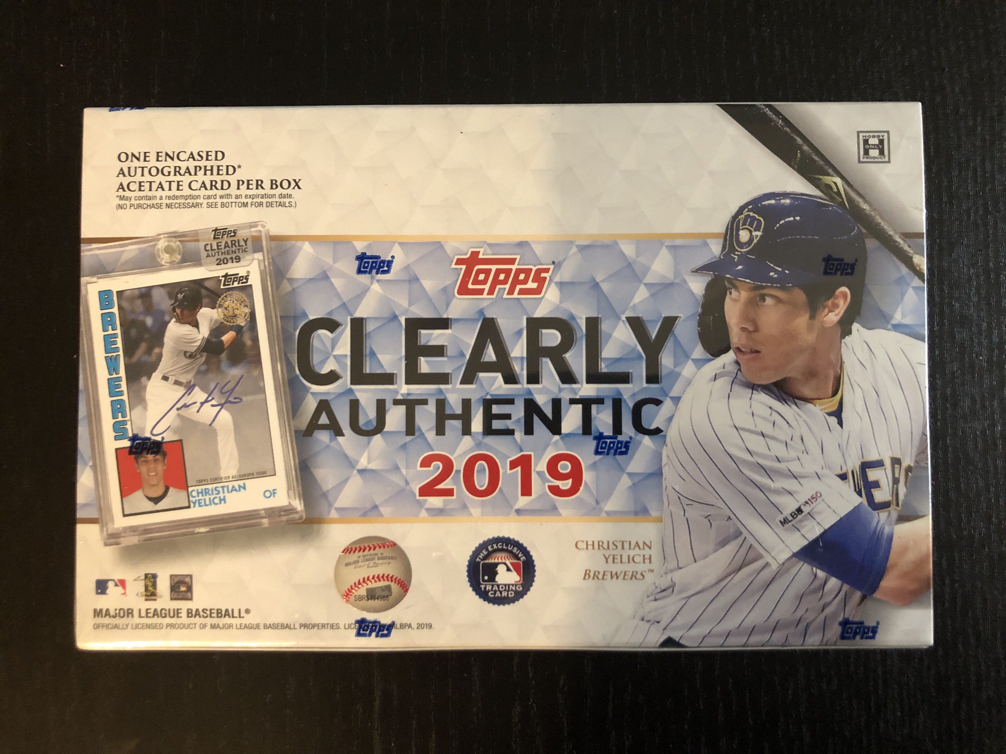 Inside the Pack: 2019 Topps Clearly Authentic Review