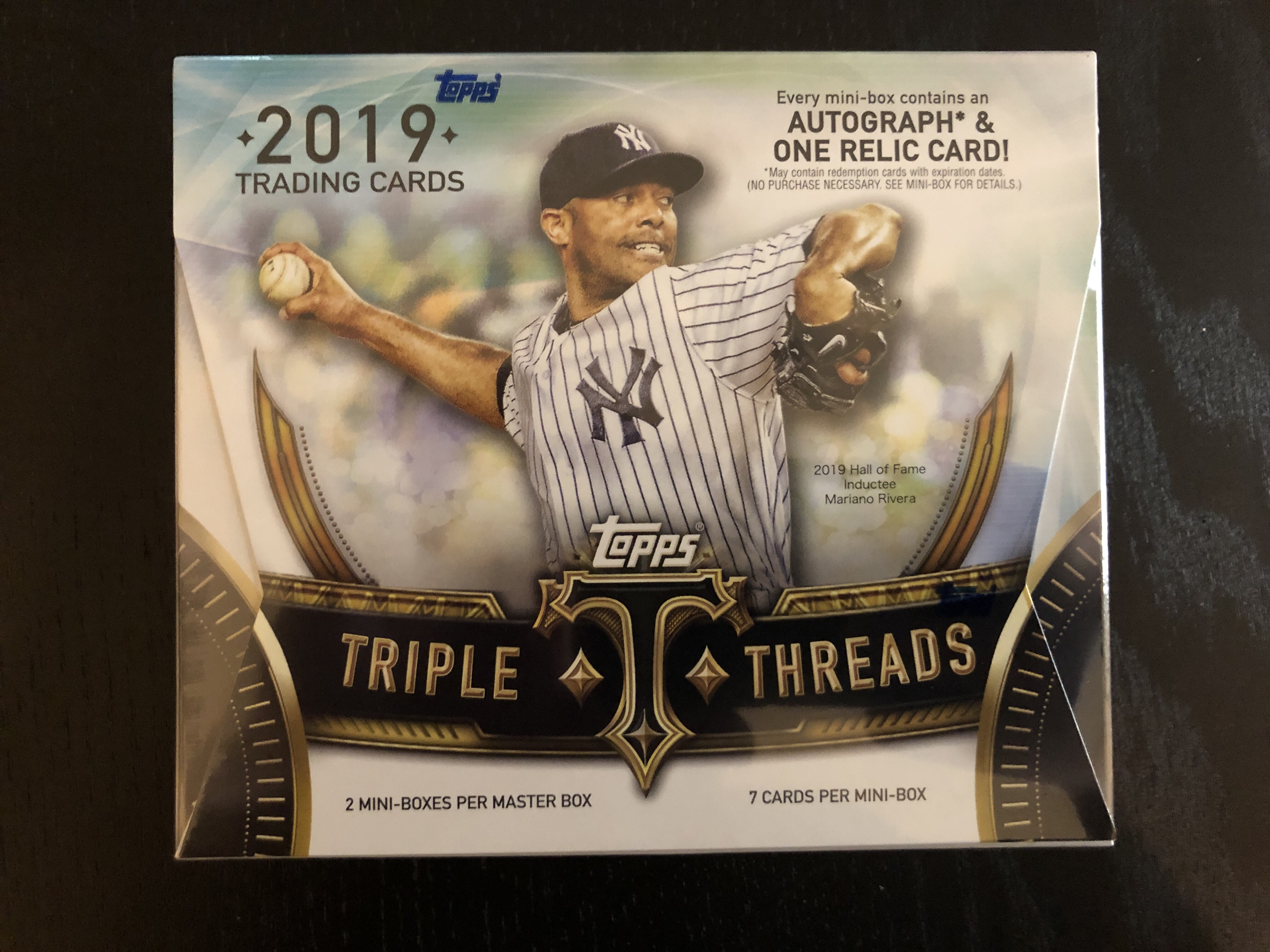 Inside the Pack: 2019 Topps Triple Threads Review