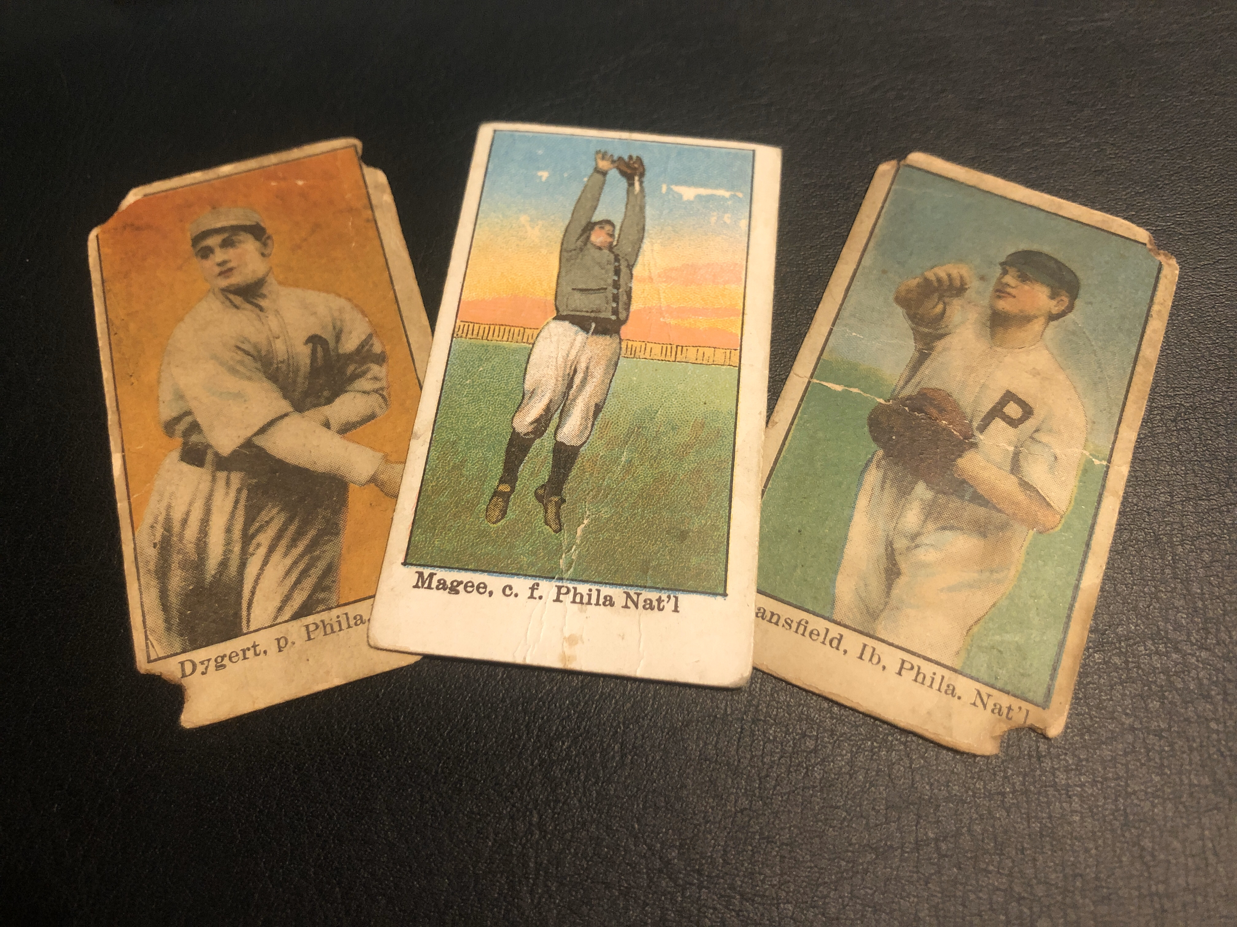 Inside the Pack: Collecting Vintage on a Budget