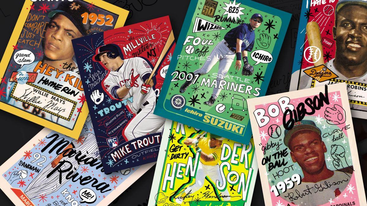 Inside the Pack: Artist Baseball Cards Should Go Mainstream