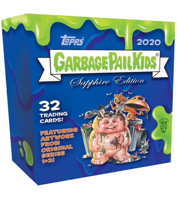 Garbage Pail Kids Sapphire Edition
