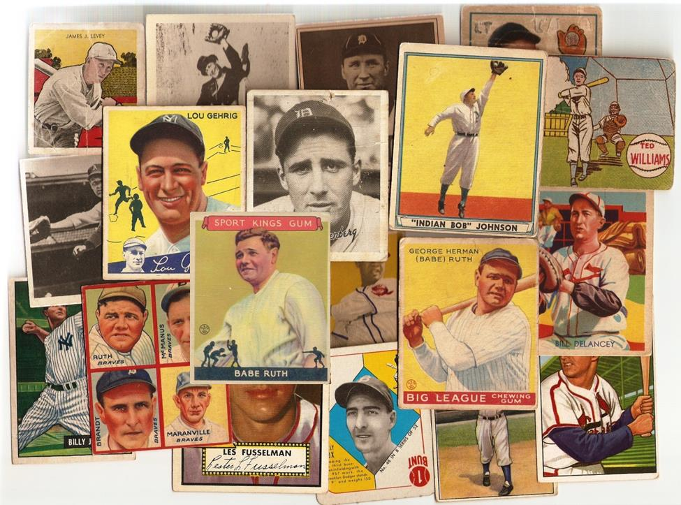 Inside the Pack: Proposing New Periods for Baseball Cards