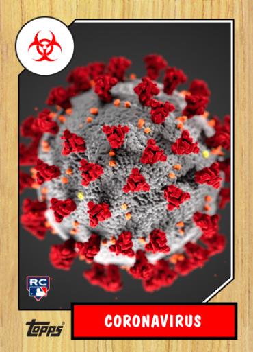 Baseball Cards in the Time of Coronavirus