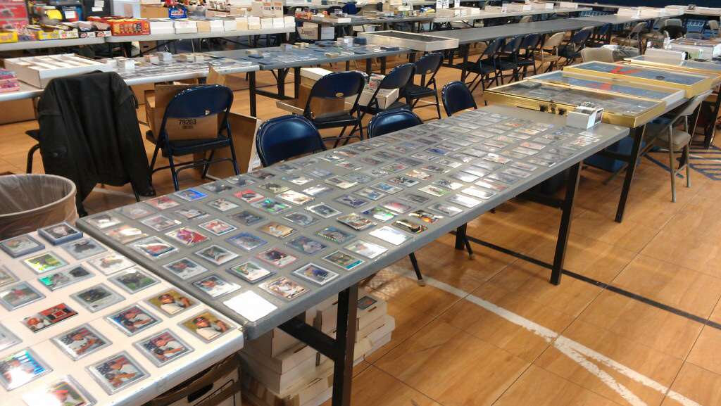 Inside the Pack: What to Expect at a Baseball Card Show