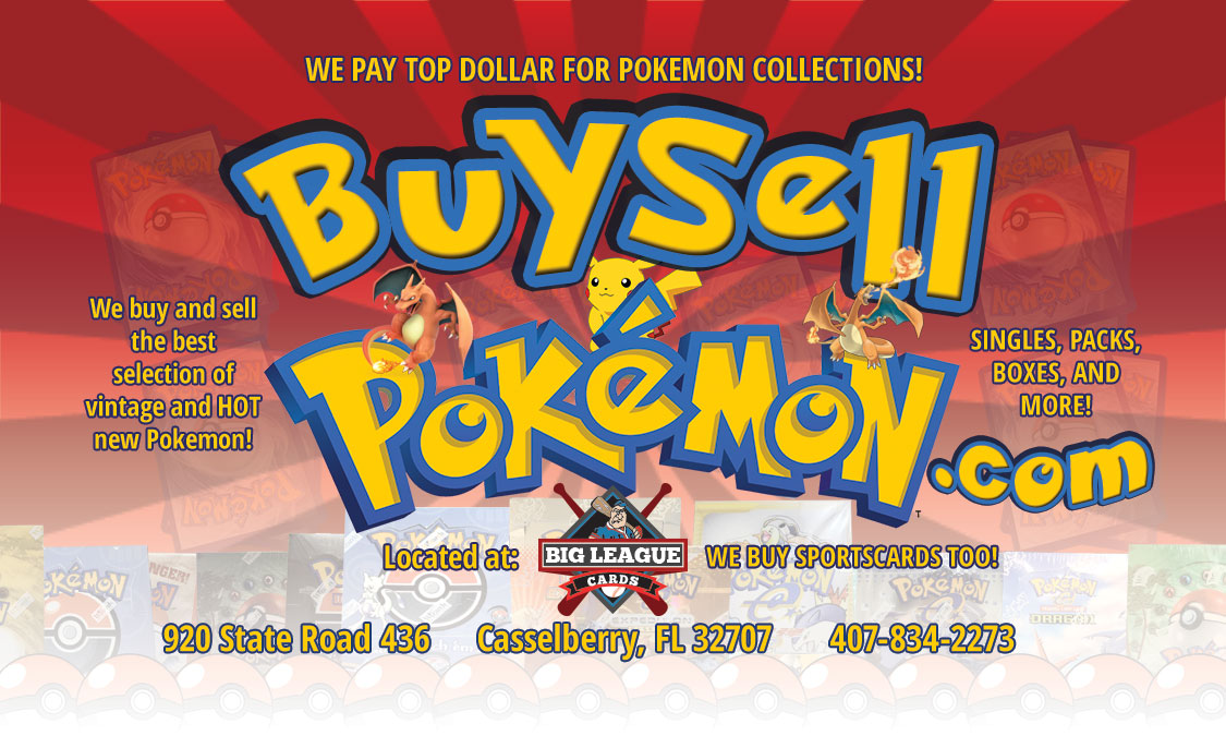 buy sell pokemon