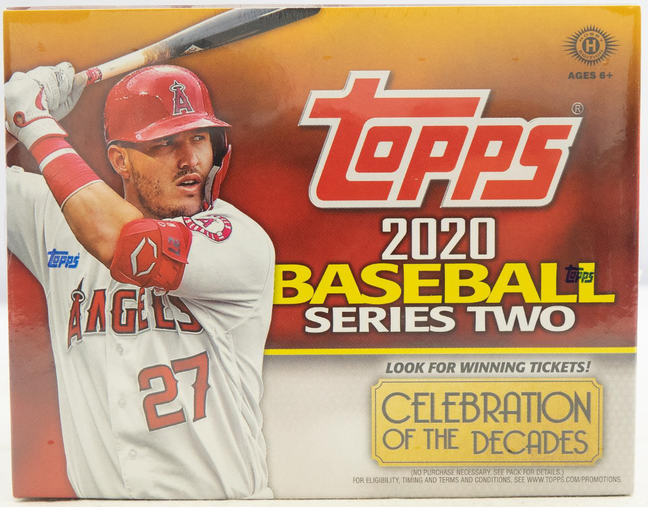 Inside the Pack: 2020 Topps Series 2 Retail Blaster Box Review
