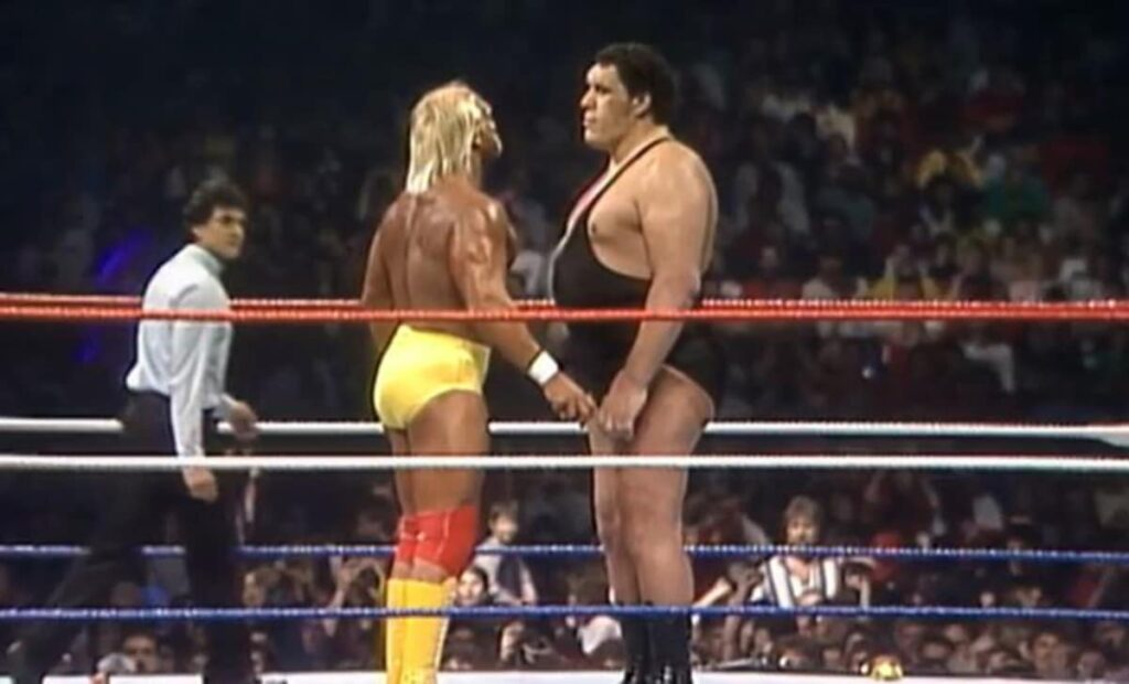 Top 10 Greatest Wrestling Matches by Jacob N