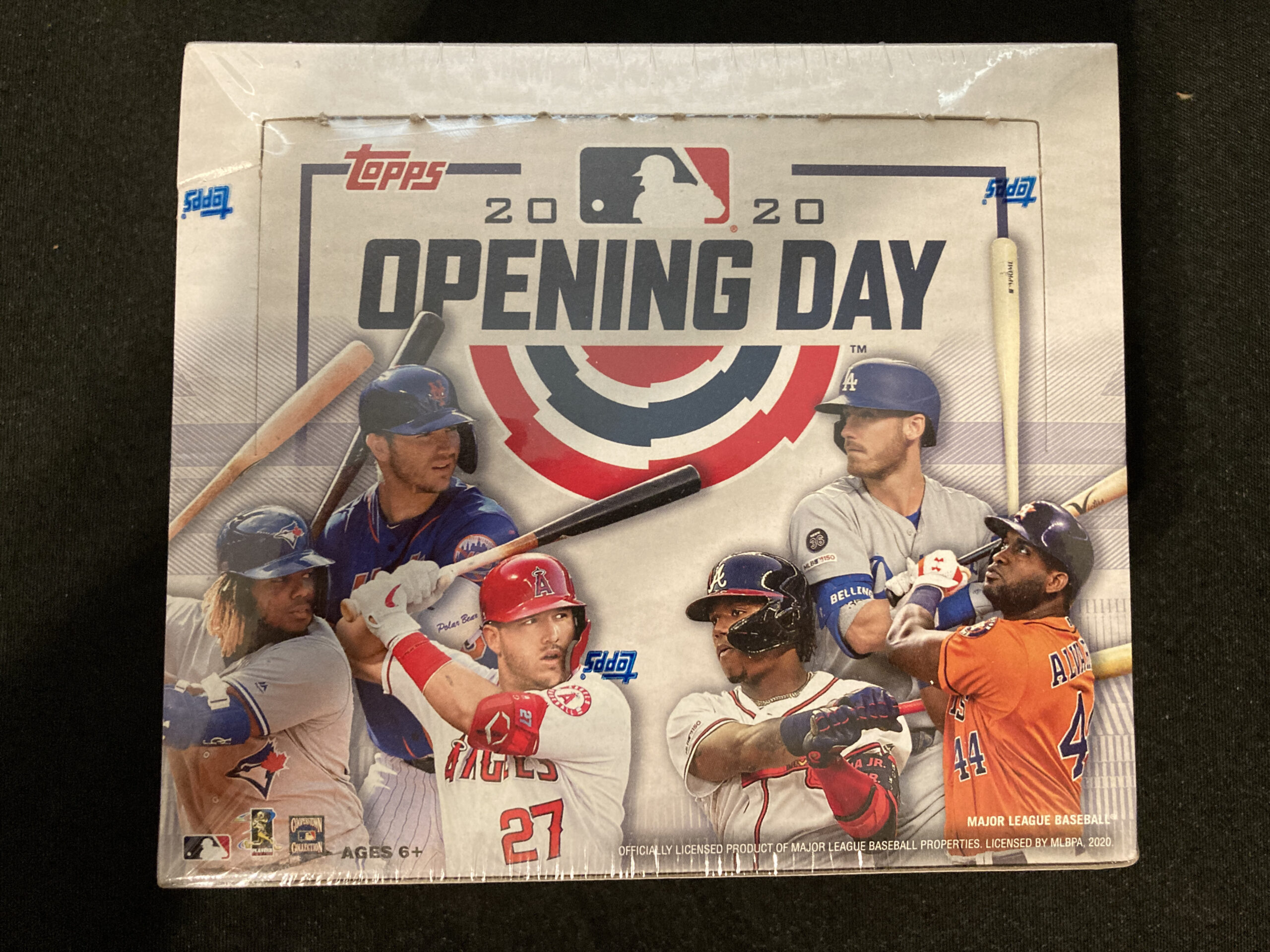 Inside the Pack: 2020 Topps Opening Day Review