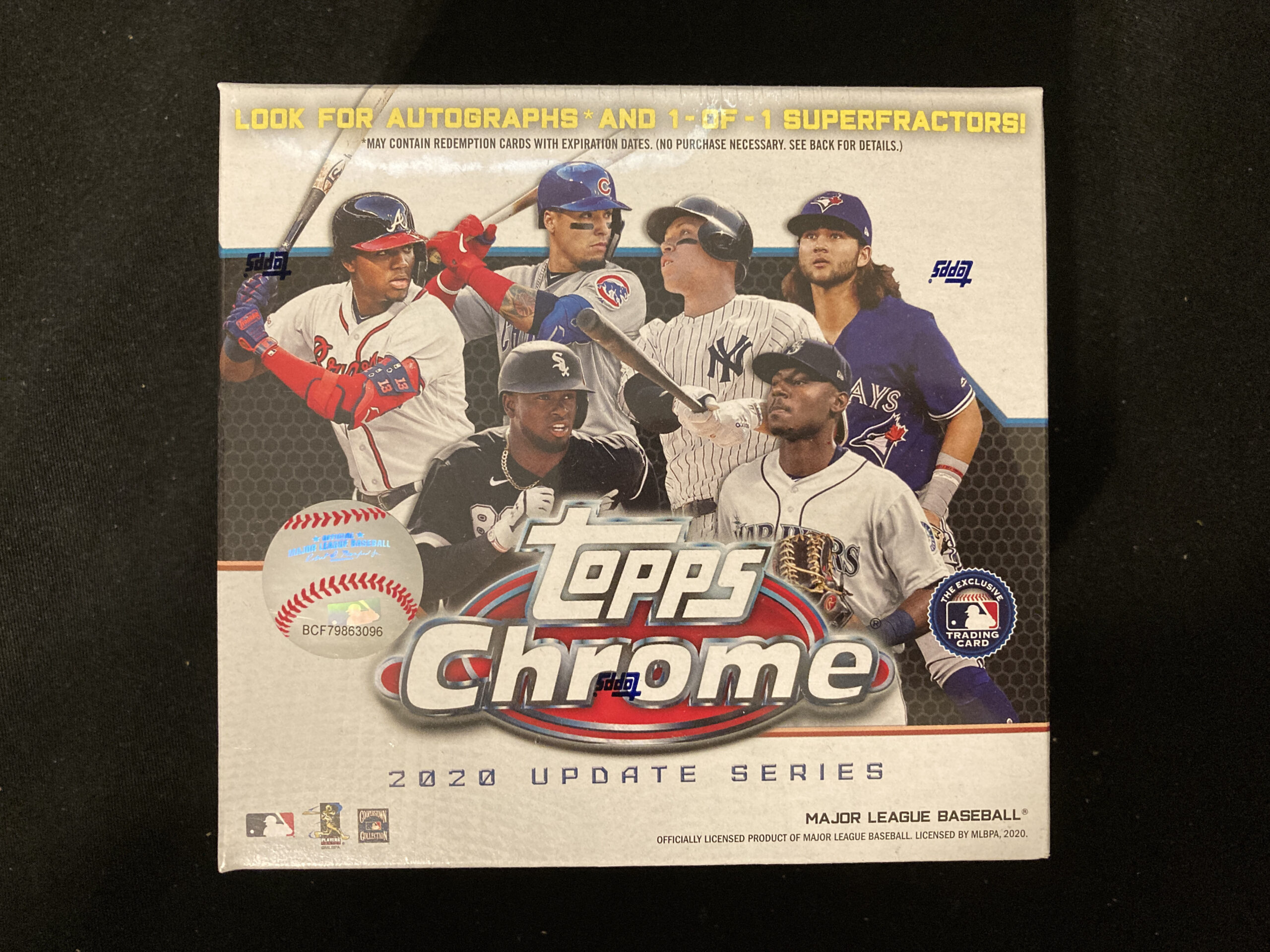 Inside the Pack: 2020 Topps Chrome Update Review