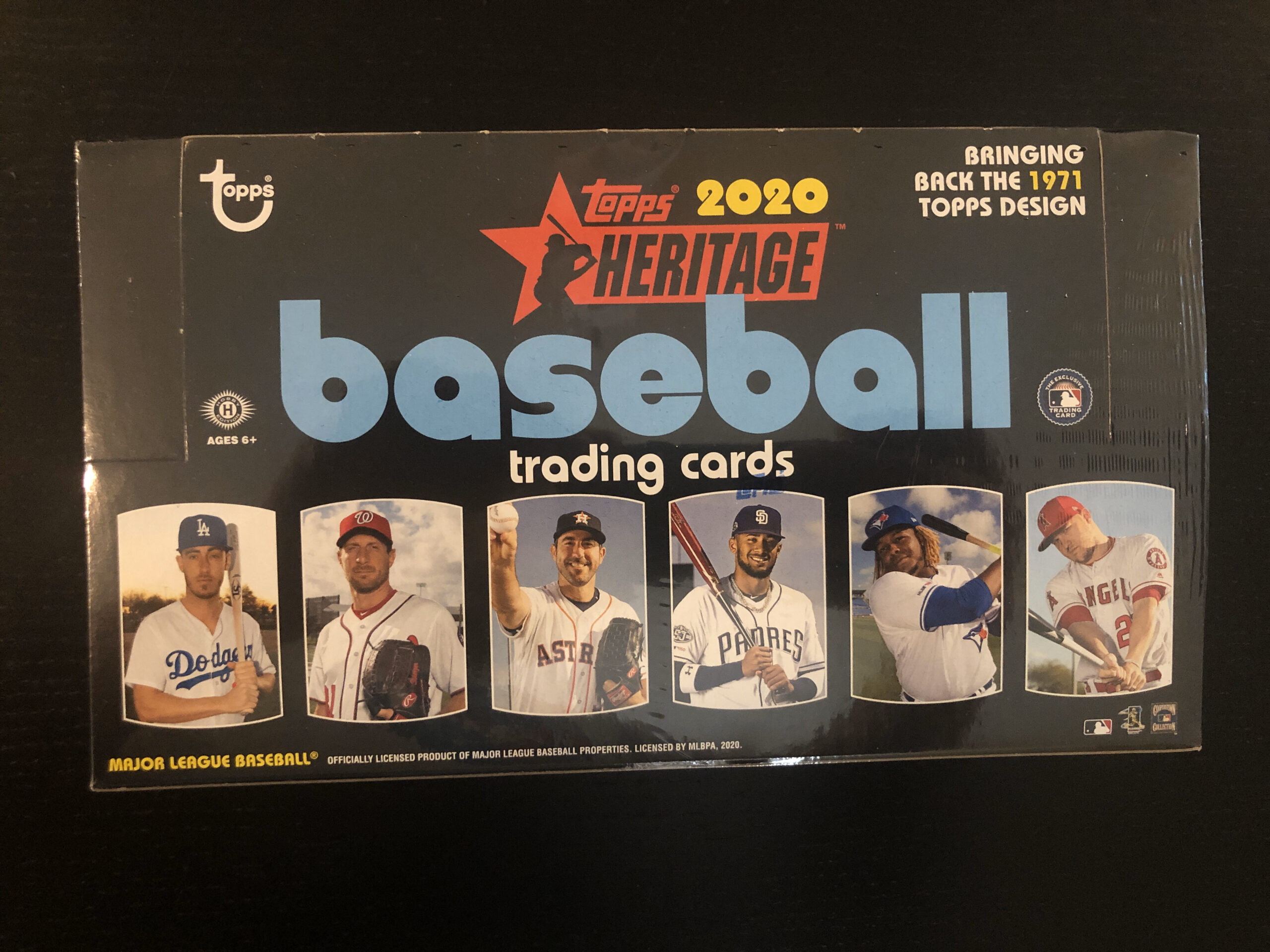 Inside the Pack: 2020 Topps Heritage Review