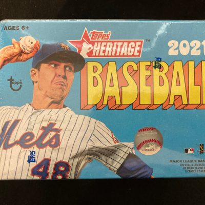 Inside the Pack: 2021 Topps Heritage Review