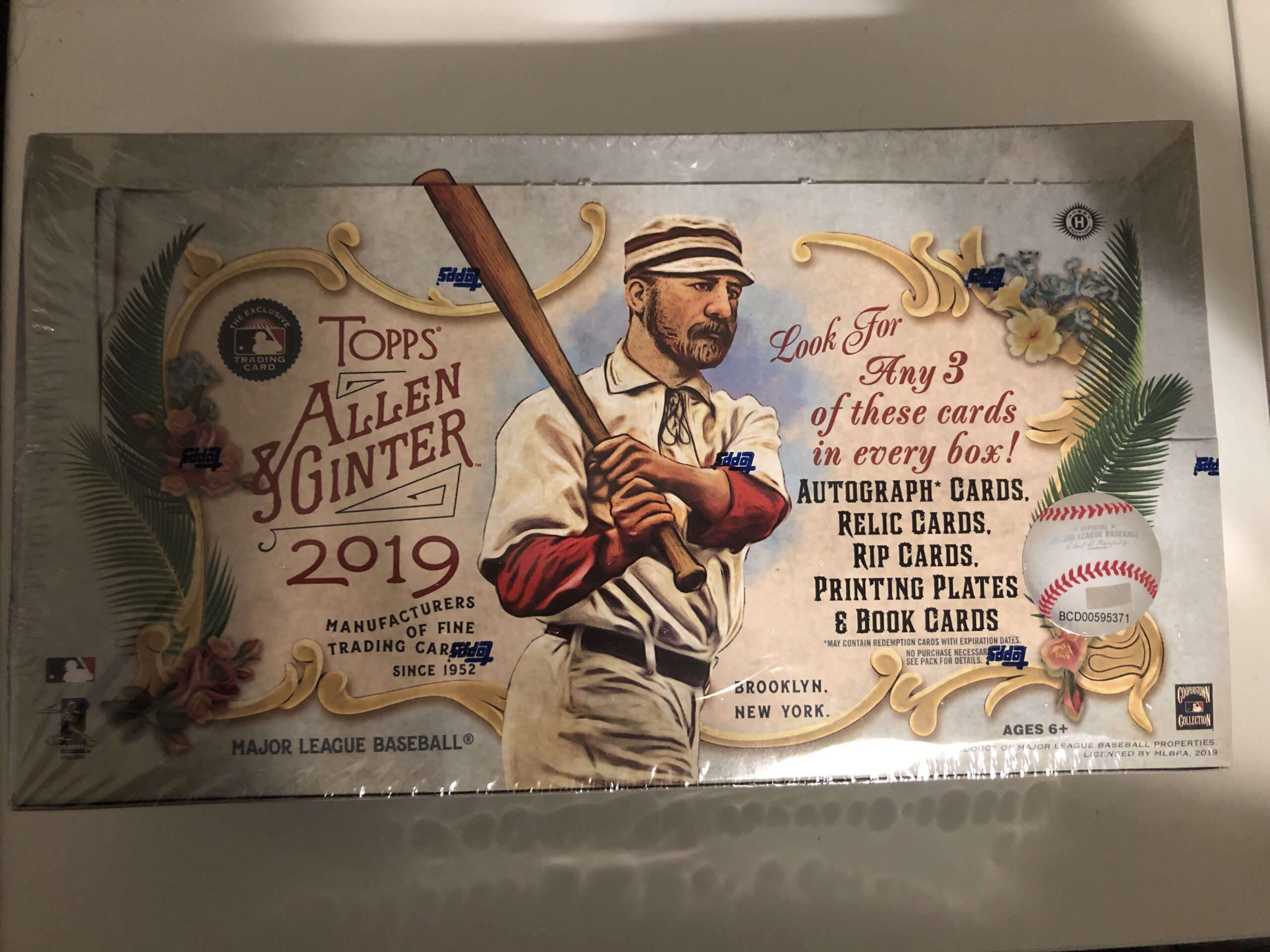 Inside the Pack: 2019 Topps Allen & Ginter Review