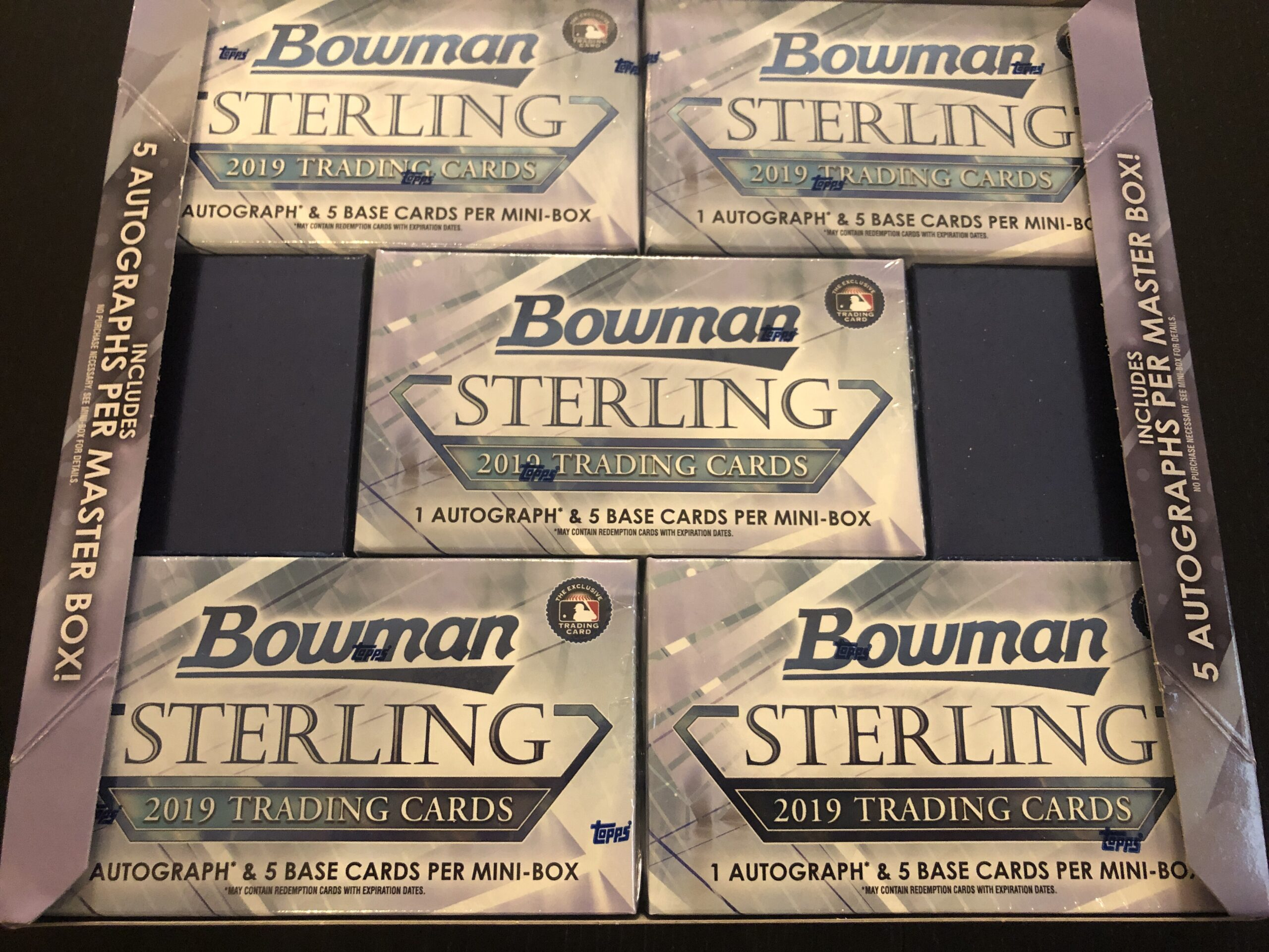 Inside the Pack: 2019 Bowman Sterling Review