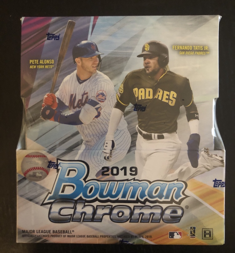 Inside the Pack: 2019 Bowman Chrome Review