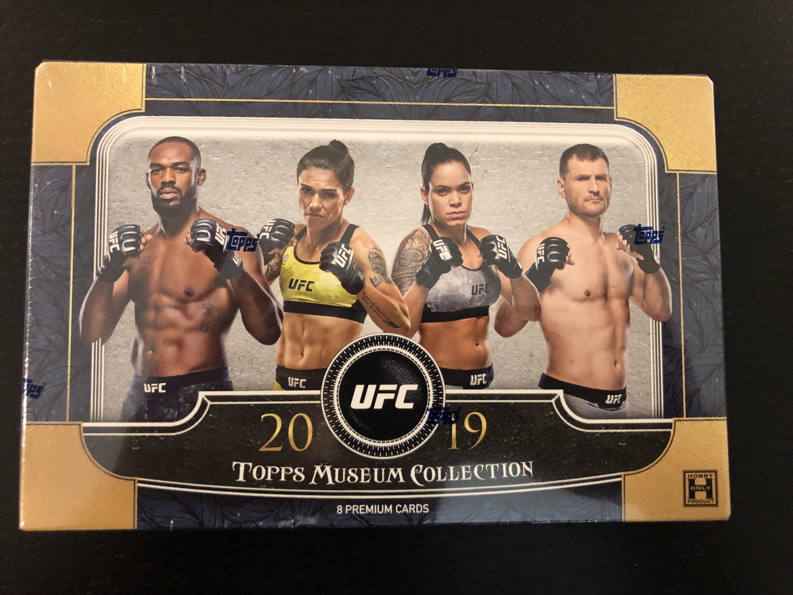 Inside the Pack: 2019 Topps UFC Museum Collection