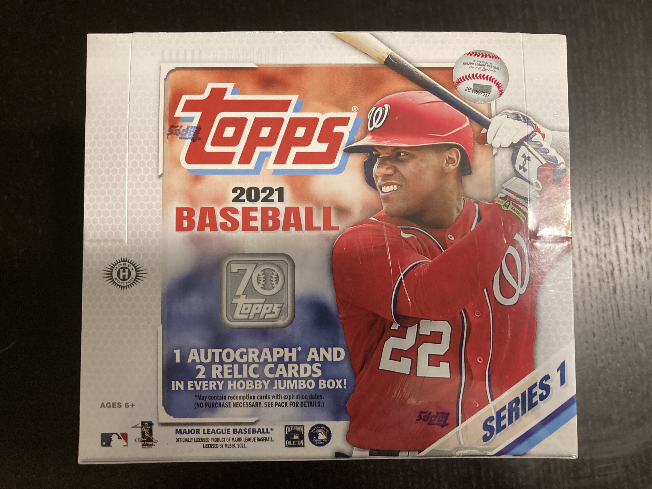 Inside the Pack: 2021 Topps Series 1 Review