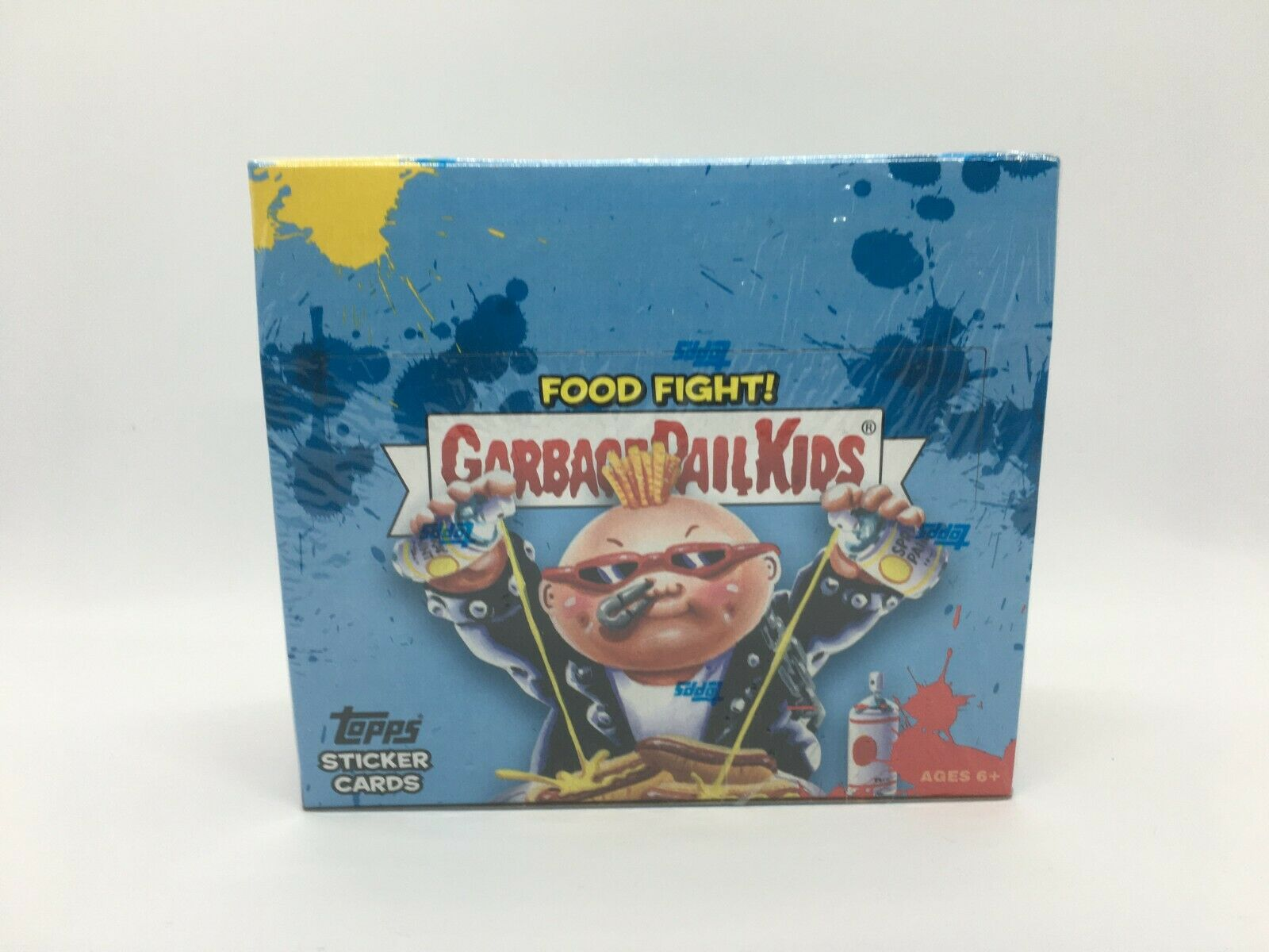 2021 Topps Garbage Pail Kids Food Fight! Hobby Box