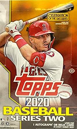2020 Topps Series 2 Hobby Box