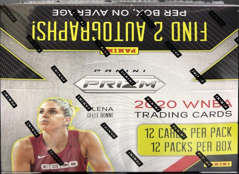 20/21 wnba prizm hobby box