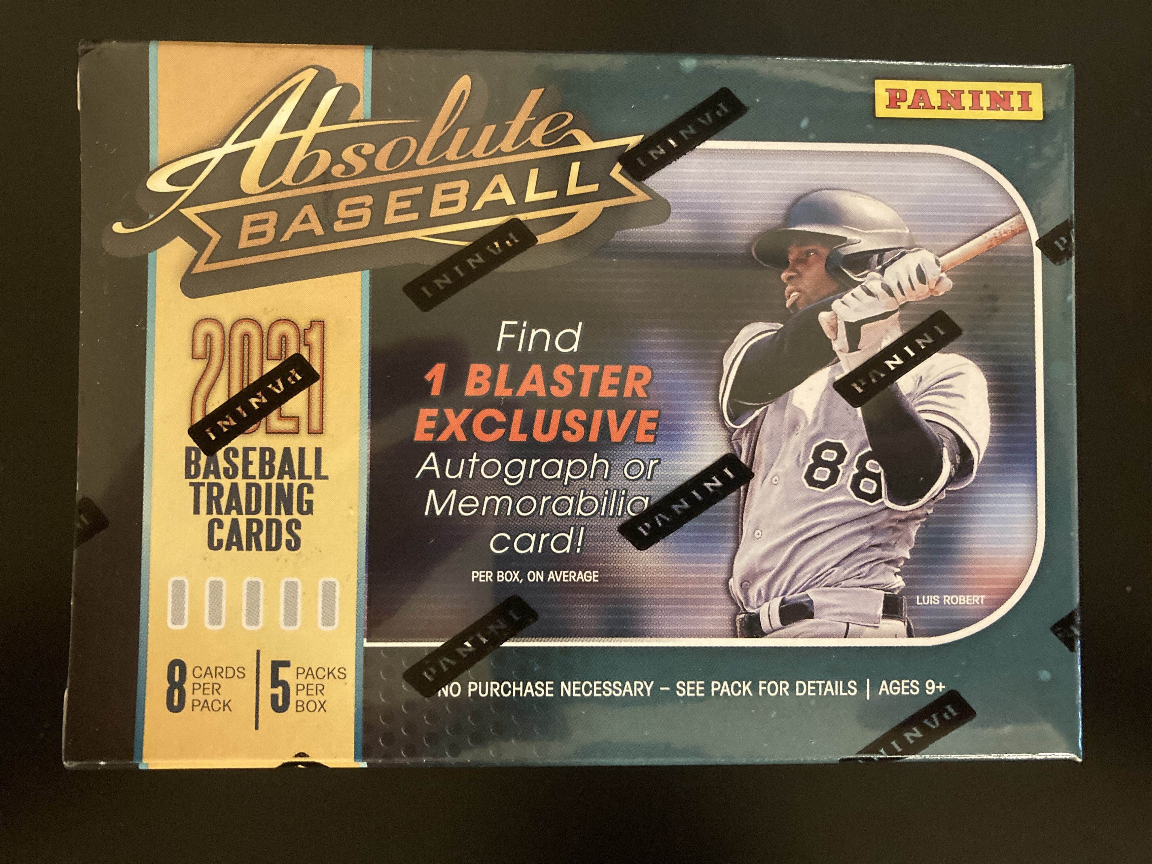 Inside the Pack: 2021 Panini Absolute Baseball Review