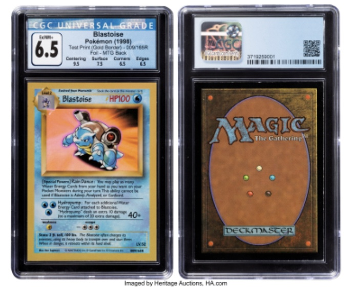 Inside the Pack: Rare Pokémon/Magic the Gathering Card Likely to Fetch Six Figures at Auction