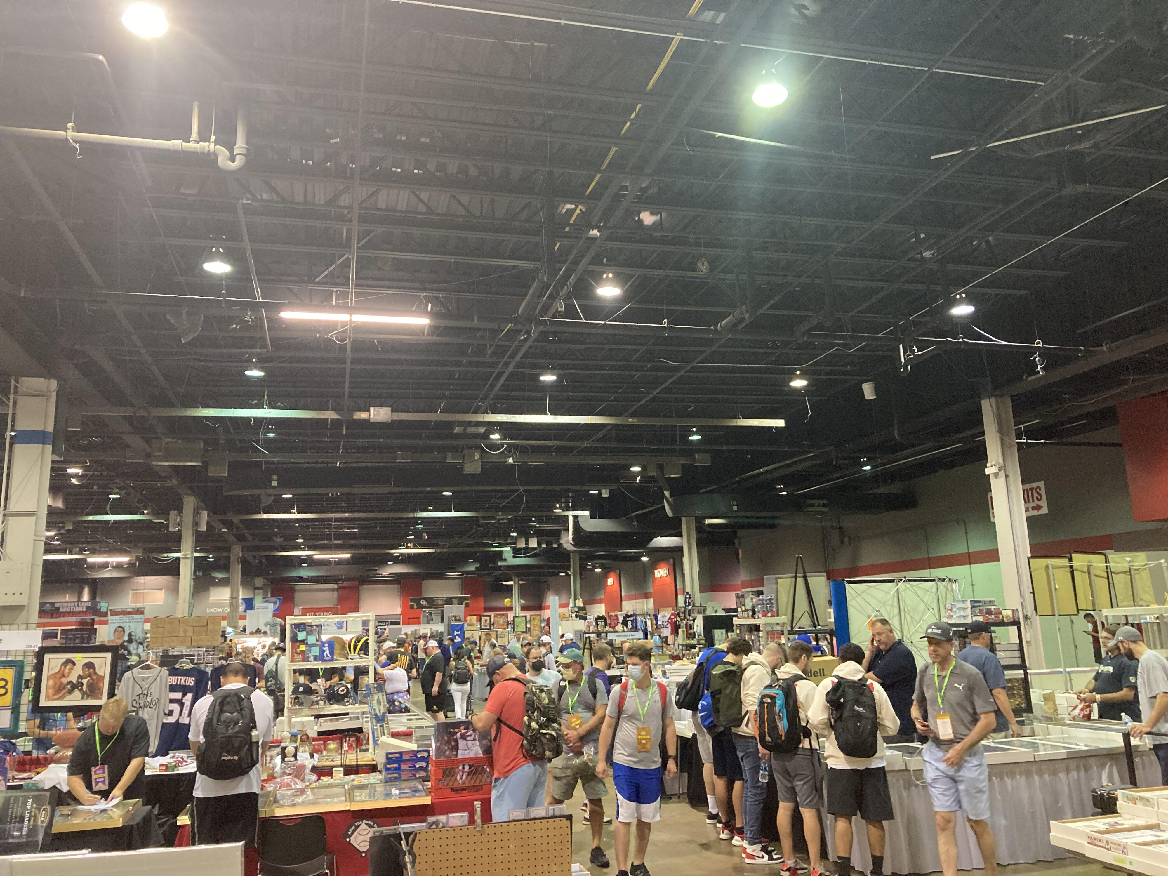 Inside the Pack: 2021 National Sports Collectors Convention Review
