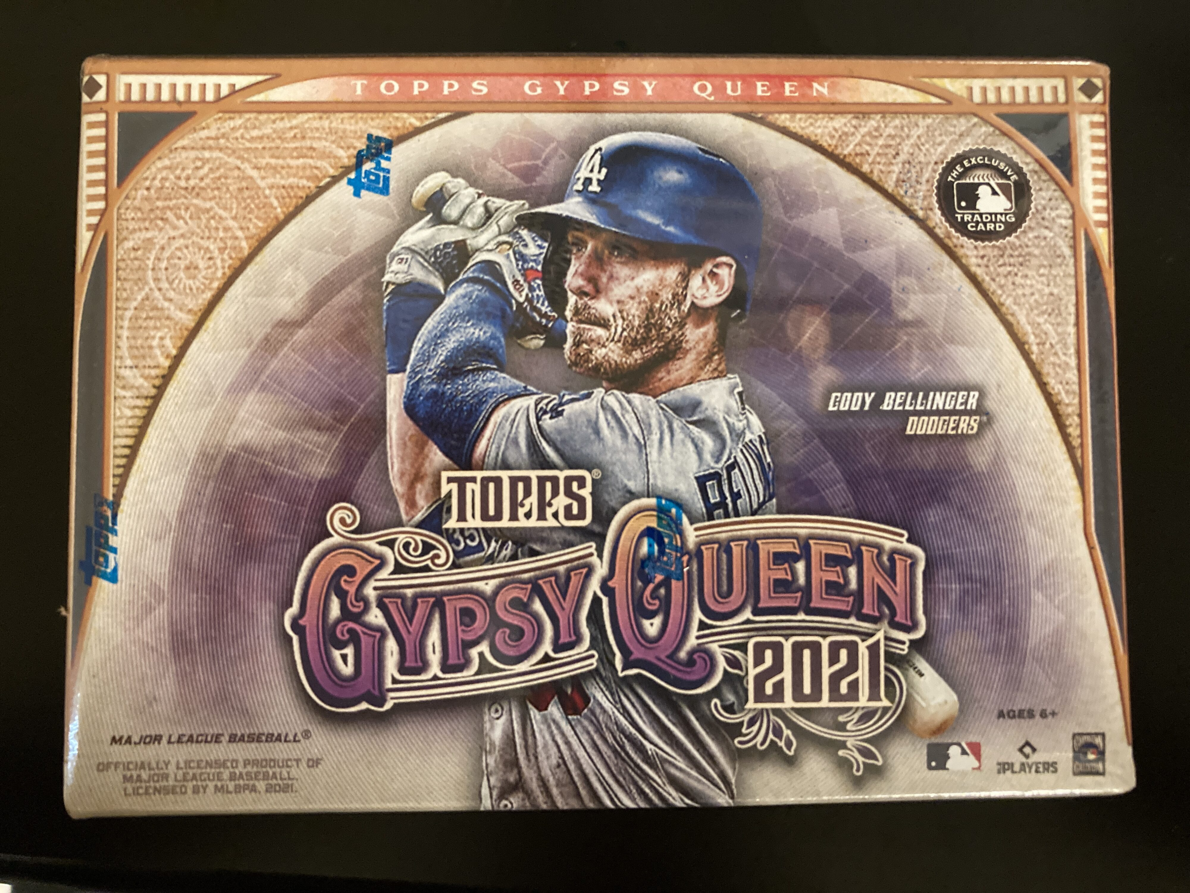 Inside the Pack: 2021 Topps Gypsy Queen Blaster Box Review