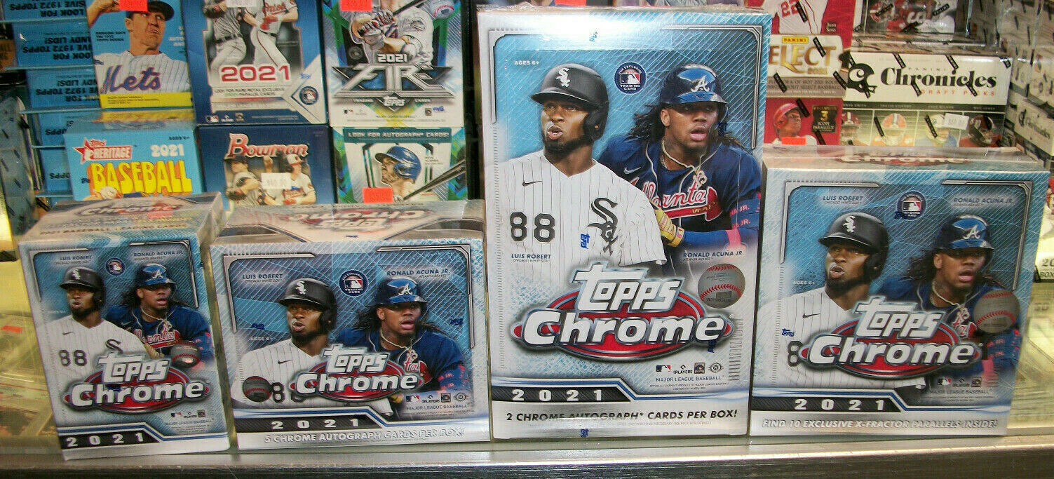 Inside the Pack: Unpacking the Different Types of Sports Card Boxes Available for Purchase