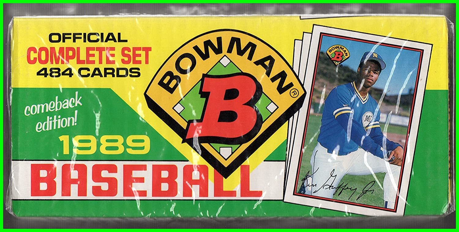 Inside the Pack: Why Isn't the 1989 Bowman Ken Griffey Jr. Rookie More Popular?